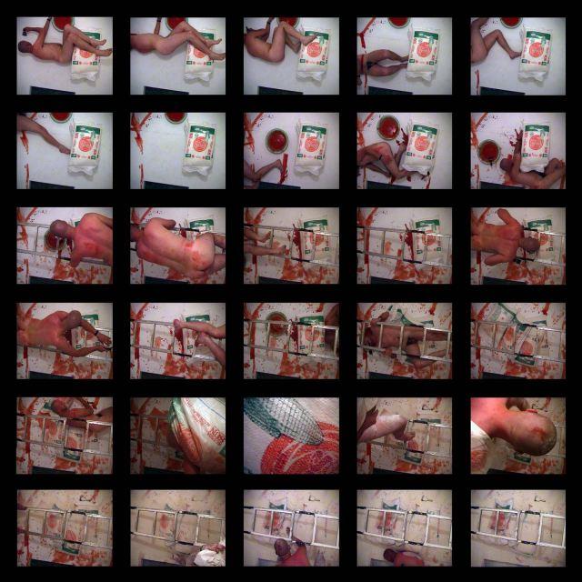 Compilation of video stills