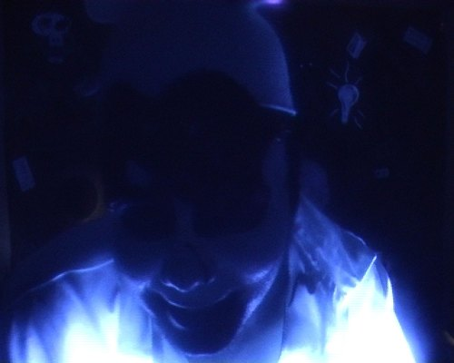 Video still from 'The ascension' 2007