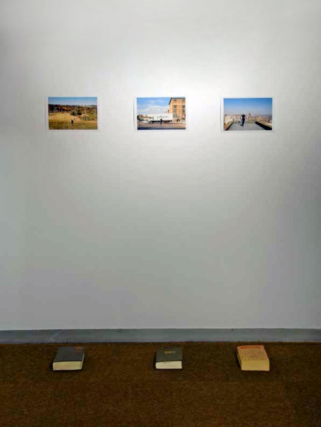 Installation vIew: 'Dystopia' exhibition curated by Elfiede Dreyer and Jacob Lebeko, Unisa Art Galery, South Africa